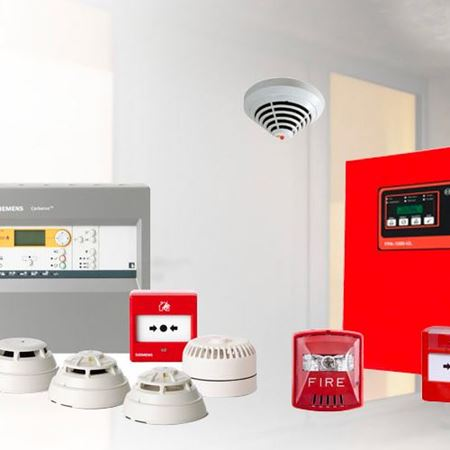 Yangın Alarm Sistemleri kategorisi için resim