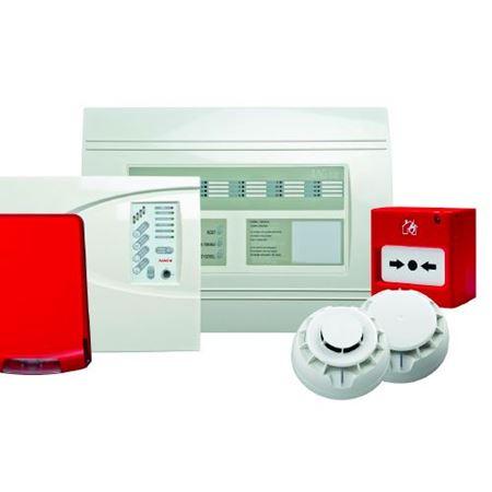 Konvansiyonel Yangın Alarm Sistemleri kategorisi için resim