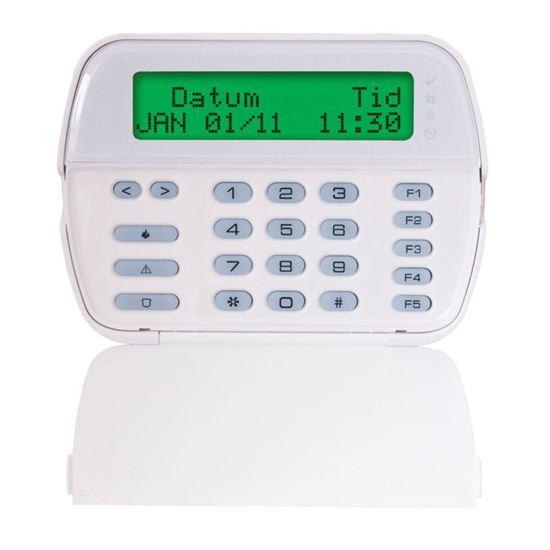 DSC PK 5501 LCD